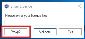 Proxy - License Key